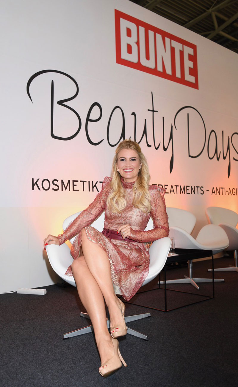 Moderation BUNTE Beauty Days