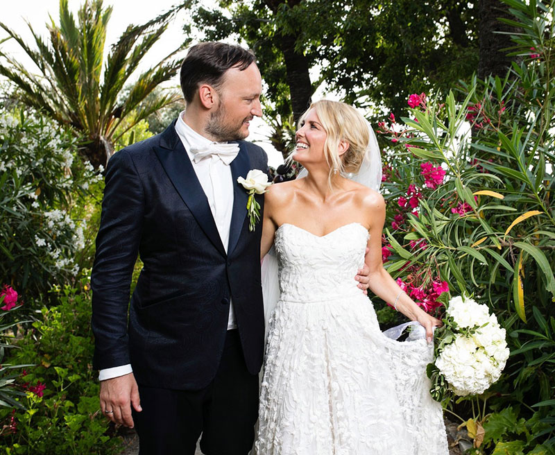 Jennifer Knäble Hochzeit