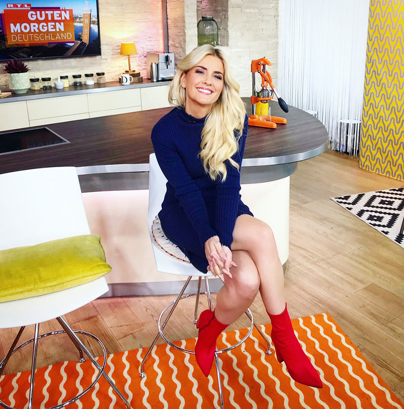 Jennifer Knäble Tv Und Event Moderatorin Offizielle